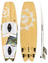 Kitesurfing Wave Board