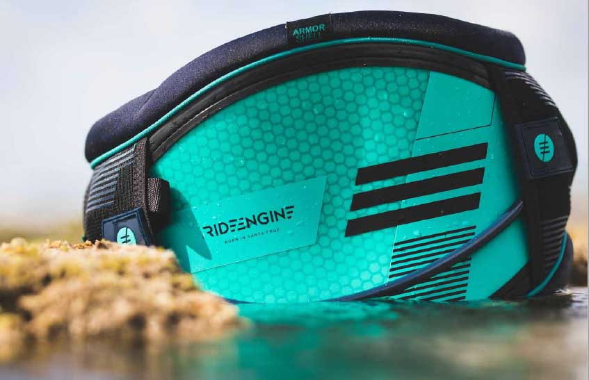 Ride Engine Hexcore Sea Engine Green