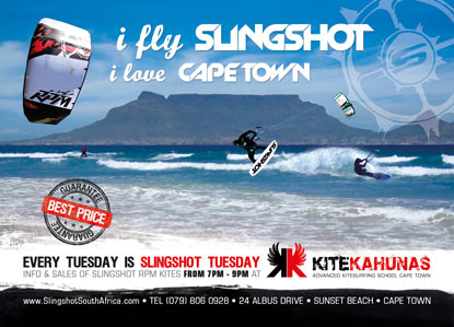 Slingshot Shop Cape Town